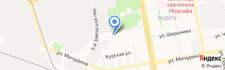 Экспорттехпром на карте Белгорода