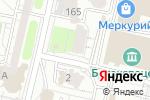 Схема проезда до компании Лаборатория кино в Белгороде