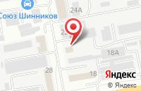 Схема проезда до компании Строительные технологии в Белгороде