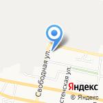 Элпрон на карте Белгорода