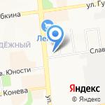 РусКомплект на карте Белгорода
