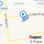 Детский сад №57 на карте Белгорода