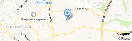 Центральный институт травматологии и ортопедии на карте Белгорода