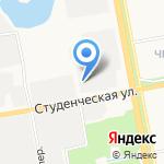 Компания по продаже и монтажу фасадов и кровли на карте Белгорода