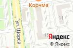 Схема проезда до компании Олимп в Белгороде
