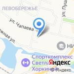 Лаборатория кино на карте Белгорода