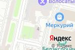 Схема проезда до компании TorToni в Белгороде