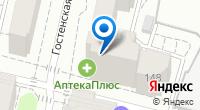 Компания Фасадные технологии на карте