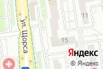 Схема проезда до компании ВладМива в Белгороде