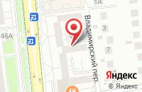 Схема проезда до компании РусКомплект в Белгороде
