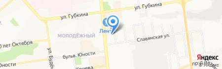 Банкомат Банк ВТБ 24 на карте Белгорода