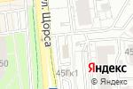 Схема проезда до компании СТК в Белгороде