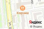Схема проезда до компании Беседка в Белгороде