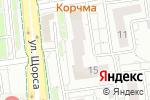 Схема проезда до компании ИД в Белгороде