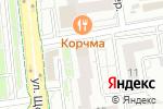 Схема проезда до компании ОРМЕД в Белгороде