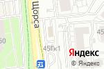 Схема проезда до компании Автокомплекс в Белгороде