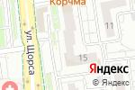 Схема проезда до компании Kgroup в Белгороде