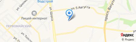 Консультант Плюс Белгород на карте Белгорода