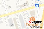 Схема проезда до компании ТрансНавигатор в Дубовом