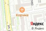 Схема проезда до компании Оазис в Белгороде