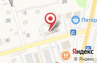 Схема проезда до компании Аварийные комиссары в Дубовом