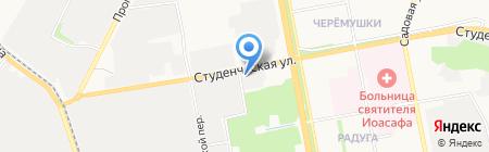 ИМЦ на карте Белгорода