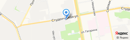 Теплоэконом-ЭСКО на карте Белгорода