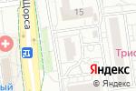 Схема проезда до компании Салон мебели в Белгороде