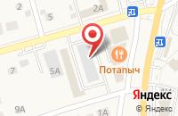 Схема проезда до компании ЕвроСтрой в Дубовом