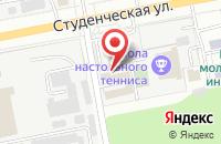 Схема проезда до компании ПМК-1 Белгородбурводстрой в Белгороде