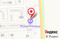 Схема проезда до компании ДенЛиз в Дубовом