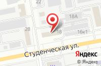 Схема проезда до компании Моисеев Младший в Белгороде