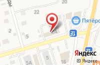 Схема проезда до компании Гарант-Плюс в Дубовом