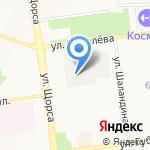 Бел.Ру на карте Белгорода