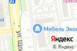 Схема проезда до компании Саморезик.ru в Белгороде