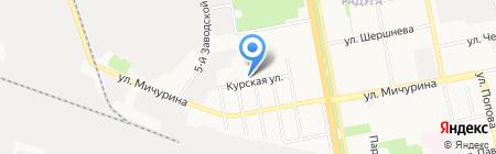 ДЕЛОВОЙ СТАТУС на карте Белгорода