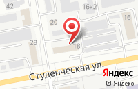 Схема проезда до компании Промэл в Белгороде