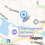 АКБ Авангард на карте Белгорода