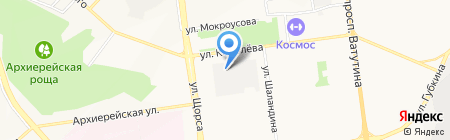 Продвижение на карте Белгорода