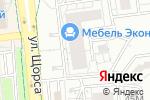 Схема проезда до компании Интекс-Бел в Белгороде