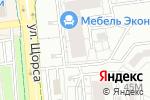 Схема проезда до компании Смайл в Белгороде