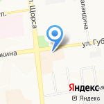 Мировая посуда на карте Белгорода