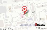 Схема проезда до компании Арбен 31 в Белгороде