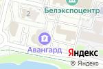 Схема проезда до компании Soul в Белгороде