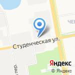 Фидтек на карте Белгорода