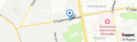 РегионГазСтрой на карте Белгорода