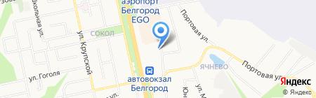 Grand PRIX на карте Белгорода
