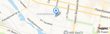 Мясной пир на карте Белгорода
