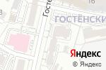 Схема проезда до компании ОК Банкрот в Белгороде