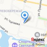 Ассорти на карте Белгорода
